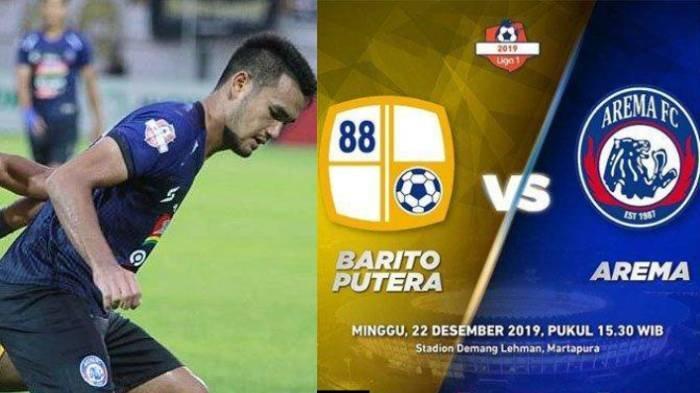 Berita Arema Hari Ini Populer, Alasan Arema FC Kalah Telak dari Barito Putera & Hasil Pertandingan