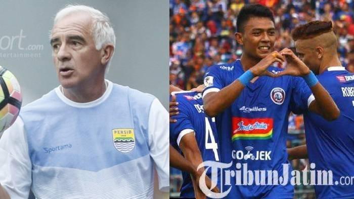 Berita Arema Hari Ini Populer, Alasan Mario Gomez Batal Dikenalkan Jadi Pelatih Baru dan 3 Nama Lain
