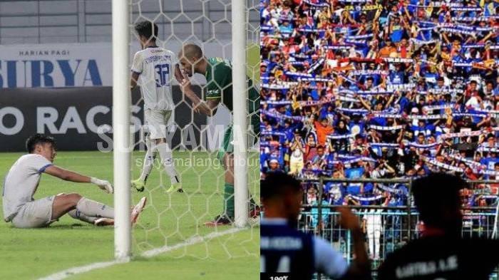Berita Arema Hari Ini Populer, Klasemen Arema FC Pasca Kalah Lawan Persebaya & Kekecewaan Aremania