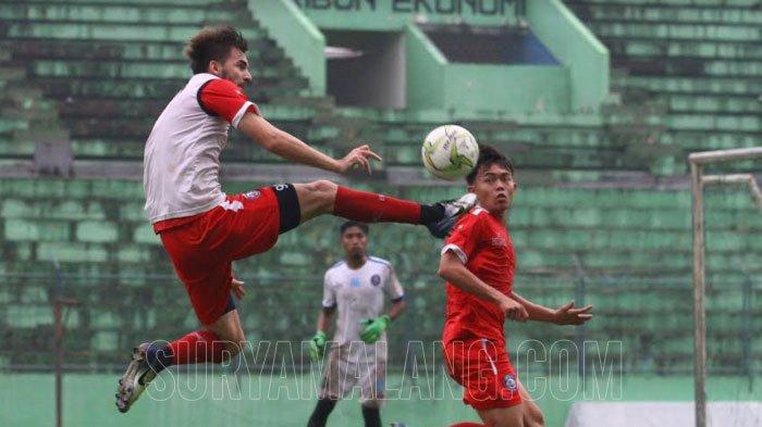 Pelatih dan Tim Dokter Arema FC Ungkap Peluang Pavel dan Alfin Bermain Lawan Persib