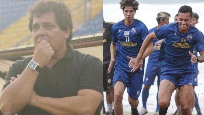 Berita Arema Hari Ini Kamis 3 September 2020: Pelatih Baru Tak Kunjung Datang & Kondisi Fisik Pemain