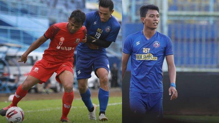 Berita Arema Populer Kamis 18 Maret 2021: Kebobolan Gol Madura FC & 2 Striker Andalan Piala Menpora