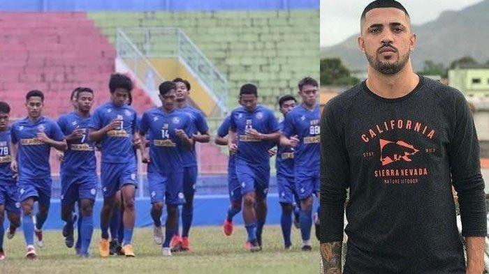 Berita Arema Populer Sabtu 20 Maret 2021: Persiapan Jelang Piala Menpora & Kondisi Terkini Caio Ruan