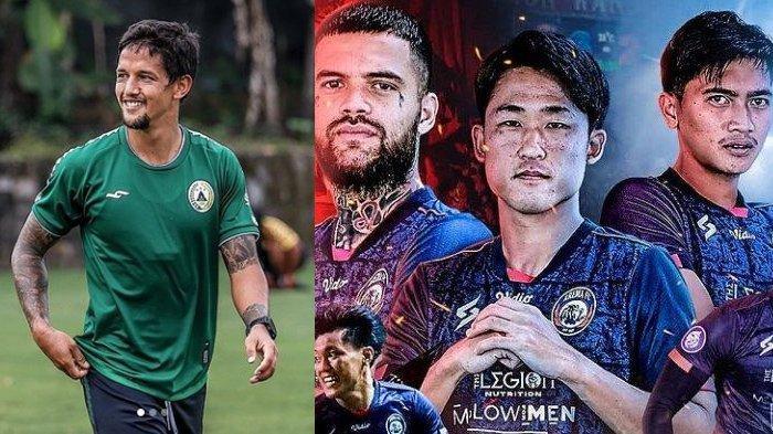 Berita Arema Populer Sabtu 9 Oktober 2021: Isu Irfan Bachdim Gabung Singo Edan & Jadwal Baru Liga 1