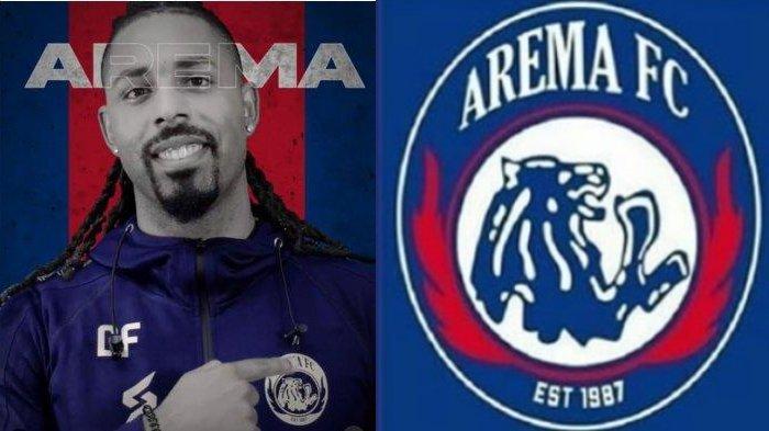 Berita Arema Populer Senin 12 Juli: Carlos Fortes Tiba di Malang & Antisipasi Jika Liga 1 2021 Batal