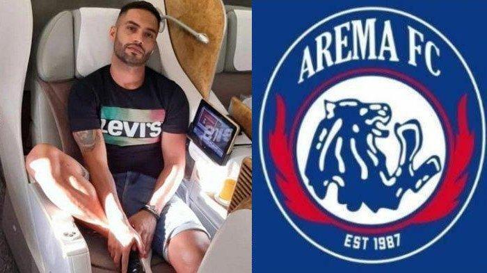 Debut di Arema FC, Penampilan Bruno Smith dan Caio Ruan Belum Memuaskan