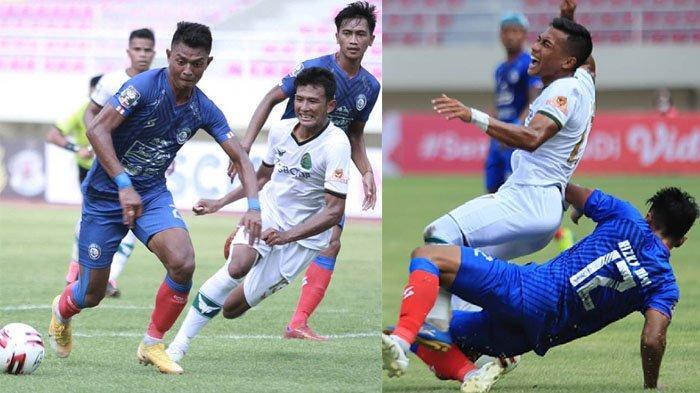 berita Arema populer Senin 22 Maret 2021, Arema FC vs Tira Persikabo Piala Menpora 2021
