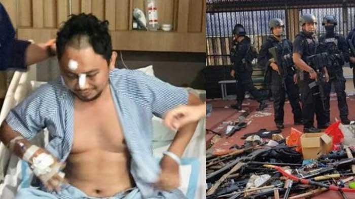 Pengakuan Bripka Irwan Sarjana Polisi yang Disandera Teroris saat Kerusuhan Mako Brimob Kelapa Dua