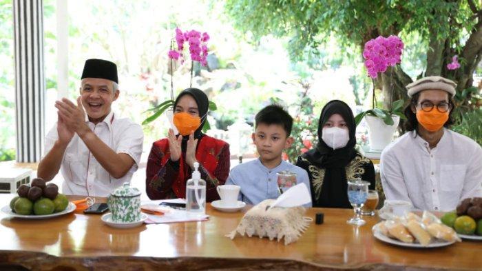 Gubernur Jateng Ganjar Pranowo Gelar Open House Virtual, Pesertanya Dari Seluruh Indonesia