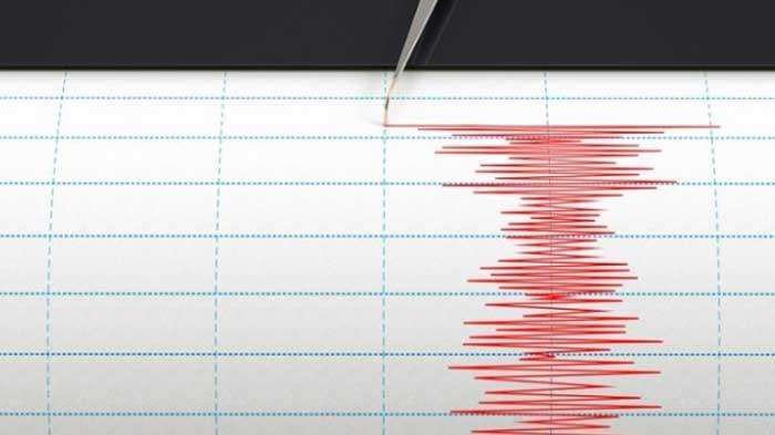 Gempa dari Dasar Laut Baru Saja Mengguncang Masyarakat Denpasar, Bali, Pagi ini (3/3/2018)
