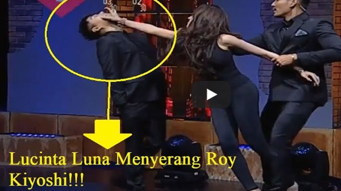 Video Lucinta Luna Dikabarkan Kesurupan di Karma ANTV, Netizen Malah Melihat Gelagat Aneh yang Lain