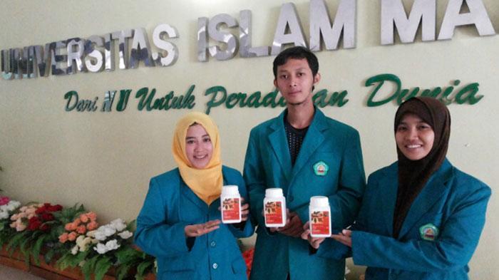 Mahasiswa Unisma Ciptakan Obat Cacing Herbal untuk Ayam, Harganya Cuma Rp 25.000