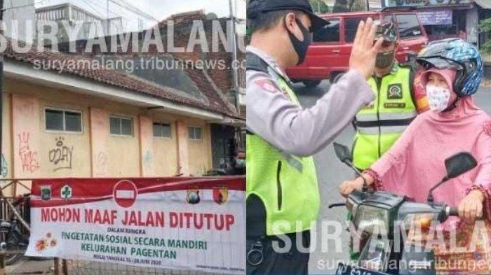 Berita Malang Hari Ini 15 Juni 2020 Populer: Aturan Pengetatan Sosial di Singosari & 4 Jalan Ditutup