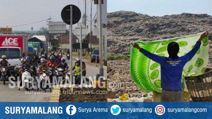 BERITA MALANG POPULER, Kisah Pemulung Temukan Uang 3 Juta & Rekayasa di Persimpangan Karanglo