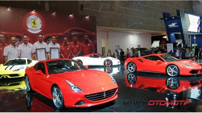 Klarifikasi Ferrari Soal Pembangunan Pabrik Perakitan di Sidoarjo, Kabar Itu Ternyata . . .