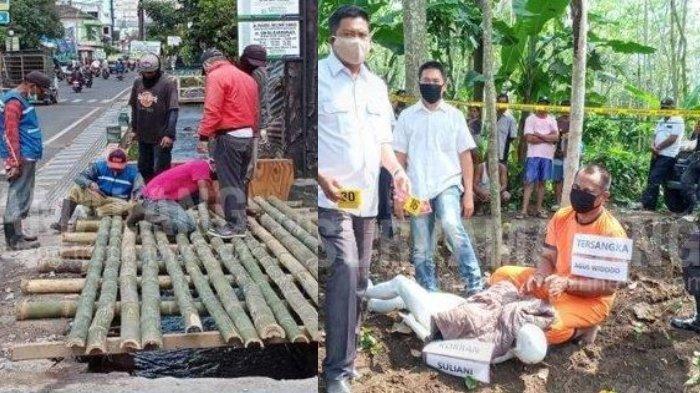 Berita Malang Hari Ini Populer 23 April 2020: Pembunuhan TKW di Dampit & DPUPR Batu Bongkar Jalan