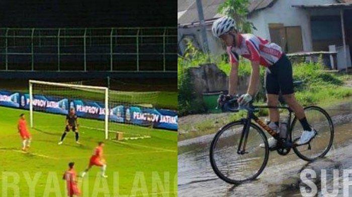 Berita Malang Hari Ini Populer, Luberan Air dan Pasukan Anti Copet di Laga Home Arema FC