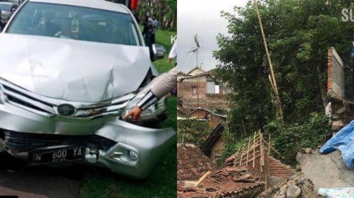 Berita Malang Hari Ini Populer, Daftar Kendaraan Terlibat Kecelakaan Tol Porong dan Rumah Hancur