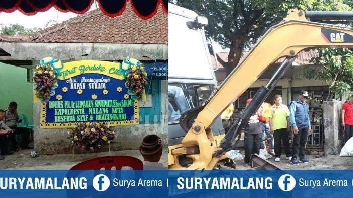 Berita Malang Hari Ini Populer, Korban Tabrakan Mobil Polisi Tewas & Bangunan Liar Dibongkar Petugas