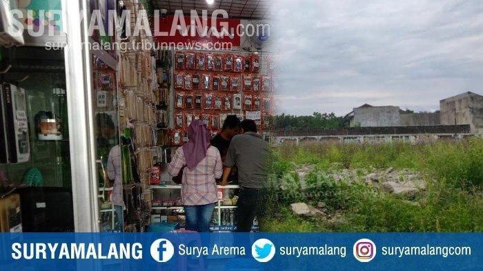 Berita Malang Hari Ini Populer, Maling Voucher Internet Terekam CCTV & Eks Pasar Disulap Jadi Taman