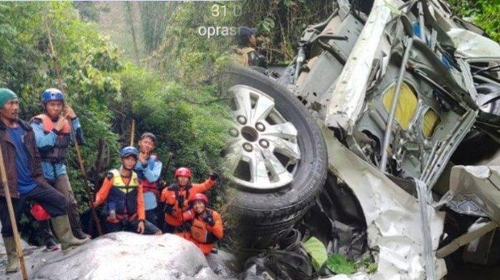 Berita Malang Hari Ini Populer, Mobil Jatuh ke Jurang di Ampelgading & Orang Hilang di Coban Cinde