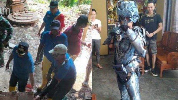 Berita Malang Hari Ini, Sutiaji Bersih-bersih Bantaran Sungai dan Lomba Costume Carnival