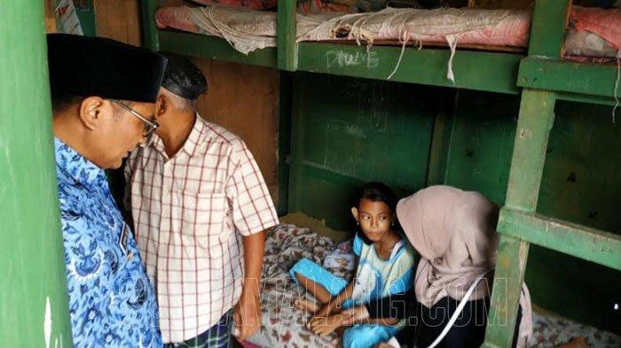 Simpati untuk Penderitaan Gadis 14 Tahun di Kota Malang karena Kelenjar Getah Bening