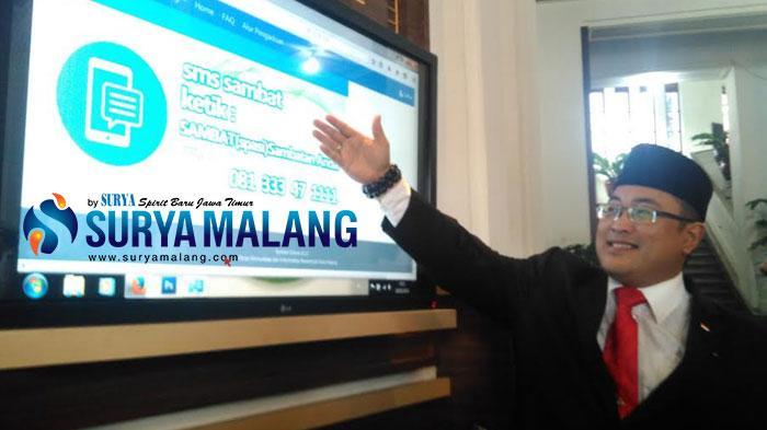 Dinas Kominfo Kota Malang Targetkan Integrasi Jaringan Seluruh OPD