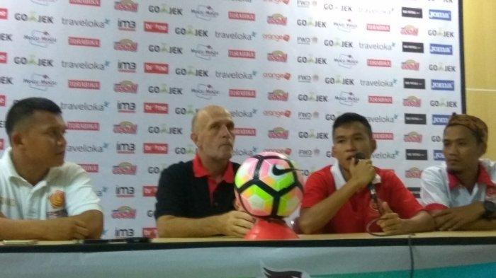 Bisa Tahan Imbang Persib Bandung di Kandang, Begini Reaksi Pelatih PS TNI