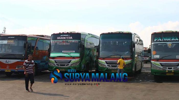 Hanya 10 Persen Bus AKDP dan AKAP yang Kini Beroperasi di Jatim, Kadishub: 'Itupun Sepi Penumpang'