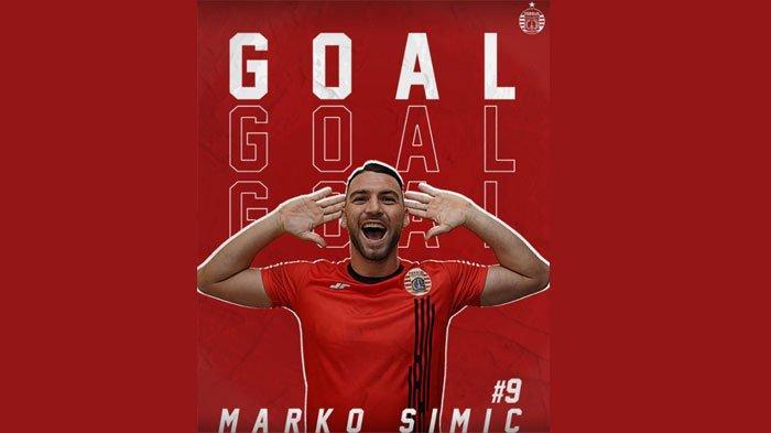 Kilas Balik Liga 1 2019 - Marko Simic Akhiri Rekor Buruk Persija Jakarta di Pekan ke-6