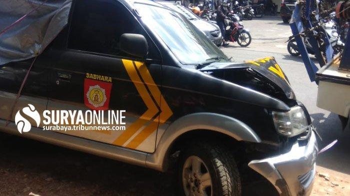 Komentar Kombes Pol Leo Terkait Mobil Polisi Tabrak 10 Motor di Kota Malang
