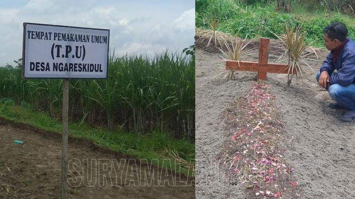 Saat Dini Hari, Jenazah Non Muslim Dipindahkan dari Makam Islam ke TPU Desa Ngares Kidul