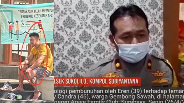 Penjelasan Polisi Soal Penusukan di Araya Family Club Surabaya, Korban Meninggal & Pisau Bengkok