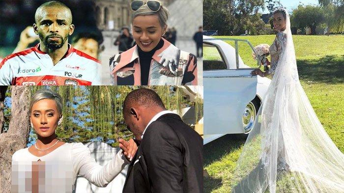 Pantas Dikira Royal Wedding, Harga Gaun Greg Nwokolo & Kimmy Jayanti Ternyata Bikin Melongo