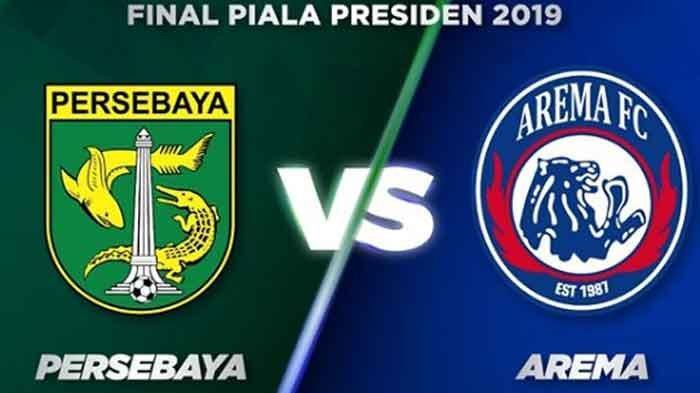 BREAKING NEWS: Kick Off Final Leg 2 Piala Presiden 2019 Arema FC Vs Persebaya Surabaya Mundur