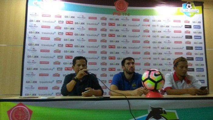 Soal Penampilan Essien, Pelatih Persib Bandung Berkomentar Seperti ini