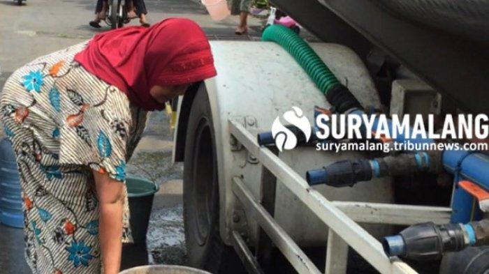 Pipa PDAM Kota Malang yang Bocor Sudah Tersambung, Air Bersih di Perumahan Joyogrand Segera Normal