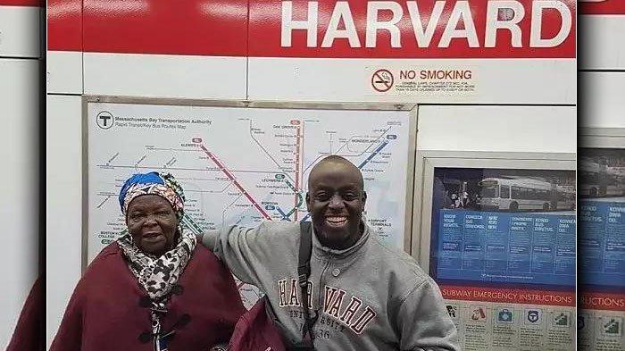 Wanita Berusia 83 Tahun Pergi ke Universitas Harvard, Apa yang ia Lakukan Bikin Haru