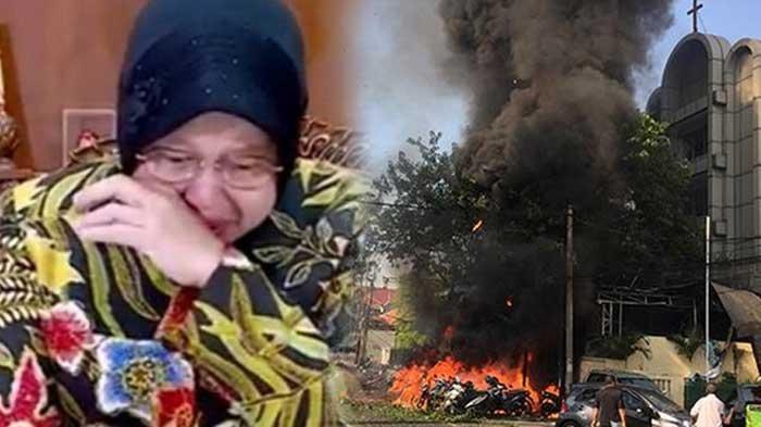 Anak Pelaku Teror Bom Ingin Bertemu, Wali Kota Risma Bilang Takut