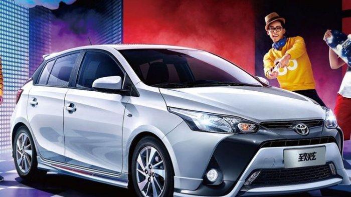 Toyota China Luncurkan Mobil Toyota Yaris Model Terbaru, Ini Bocoran Bentuk dan Keunggulanya