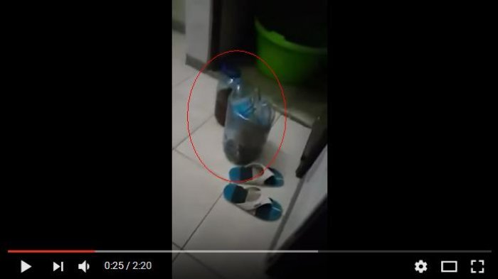 Isi Dalam Wadah Plastik ini Bikin Pemilik Rumah Murka, Ia Kemudian Balas Dendam Secara Brutal