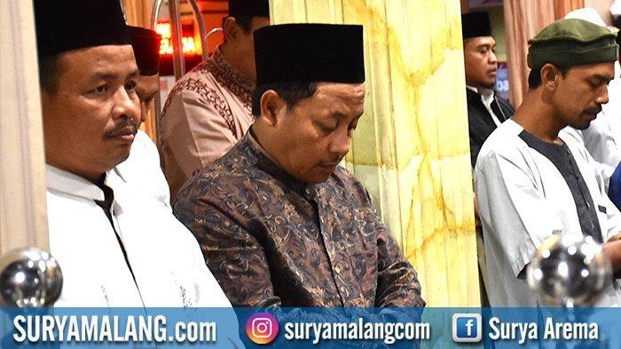 GALERI FOTO - Wali Kota Malang Safari Ramadan dan Bantu Masjid Rp 10 Juta di Kelurahan Kotalama