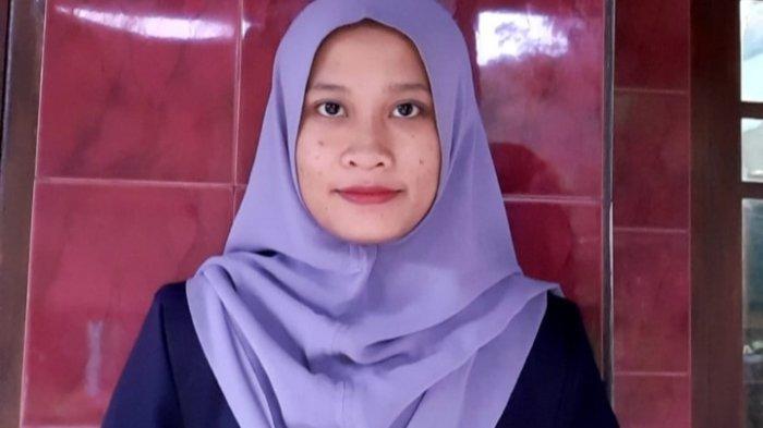 Berkah Liburan Kuliah, Berliana Nur Khatijah Raih Juara I Dengan ASAP Covid-19