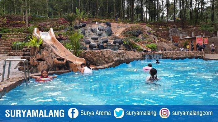 Wana Wisata Bernah De Vallei di Pacet Mojokerto Mulai Pikat Banyak Wisatawan