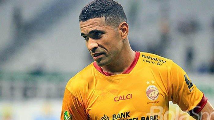 Peminjaman Beto Goncalves ke Sriwijaya FC Tunggu Keputusan Pelatih Madura United Rahmad Darmawan