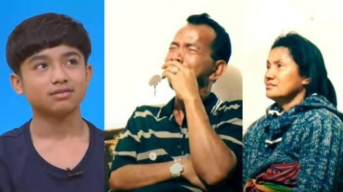 Betrand Peto Tidak Tahu, Keluarganya Menangis di Depan TV, Ayah Kandung Ungkap Kondisi Sesungguhnya