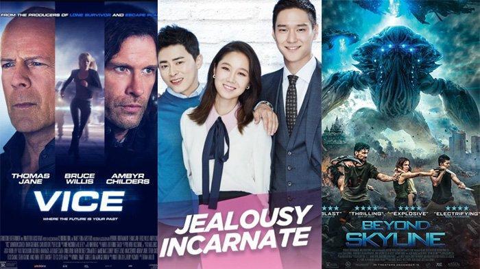 Jadwal Acara TV Hari Ini Selasa 10 Agustus 2021 di RCTI Trans TV NET TV SCTV: Beyond Skyline & Vice