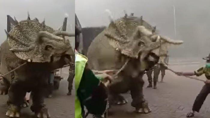 Daftar Harga Tiket Masuk dan Wahana Mojosemi Forest Park, Tempat Wisata Dinosaurus Viral di Magetan