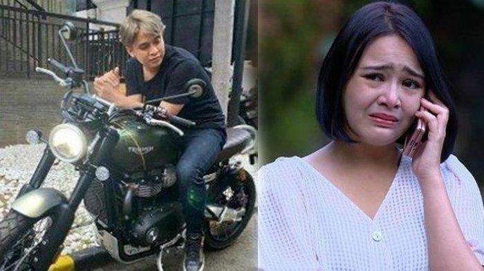 Billy Syahputra Nangis-Nangis Kembalikan Motor Hadiah Amanda Manopo Ikatan Cinta, Raffi: Dipakai Al